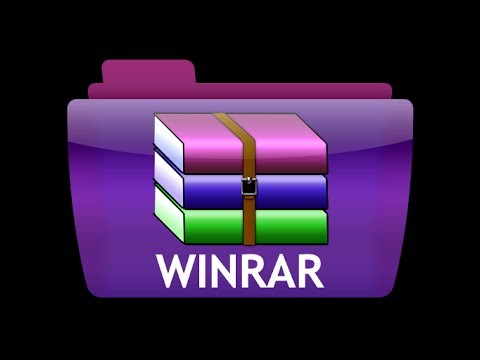 How to open .rar and .zip files EASY [Windows, Mac, Linux] Voice Tutorial 1080p HD