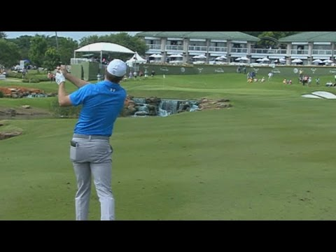 Jordan Spieth continues to stay hot at AT&T Byron Nelson