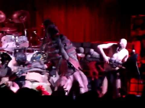 GWAR w/ Legacy of Disorder~Ghoul~Municipal Waste @ Busters in Lexington,KY.