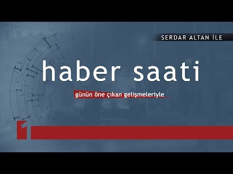 Haber Saati - 27/07/2017