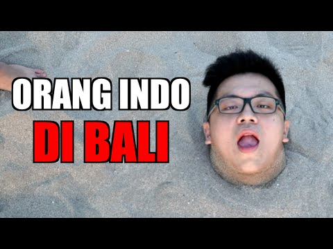8 HAL ORANG INDONESIA lakukan di BALI