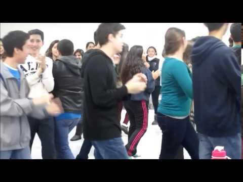 """www.armonie.com.mx, Prepas TEC DE MONTERREY, """"Yoga de la Risa"""" en Semana Salud 2014"""