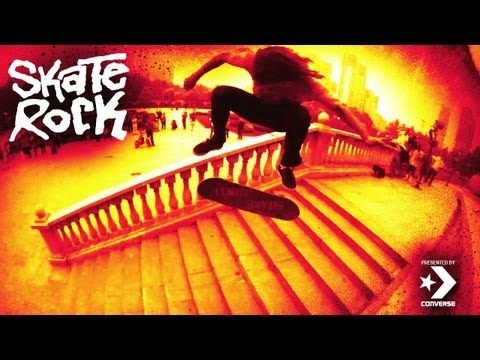 Skate Rock China Yardsale