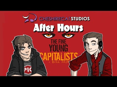 The Fine Young Capitalists: Small Steps and Giant Leaps (#GamerGate)