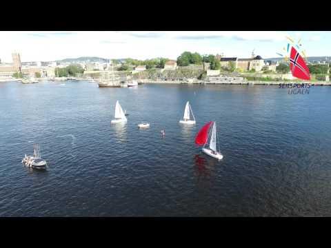 Dronefilm Seilsportsliga 2015 oslo