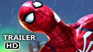 SPIDER MAN Official Gameplay Trailer (NEW, E3 2018) Game HD