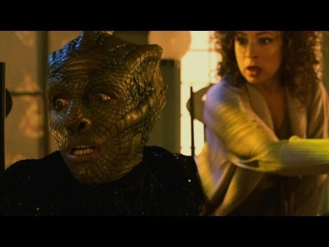 Behind the Scenes of The Name of the Doctor - Doctor Who Series 7 Part 2 (2013) - BBC One