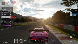 Gran Turismo®SPORT GT3 Action