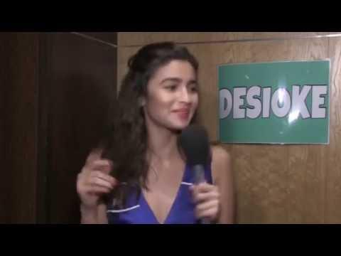 Tommy Sandhu: Desioke with Alia Bhatt