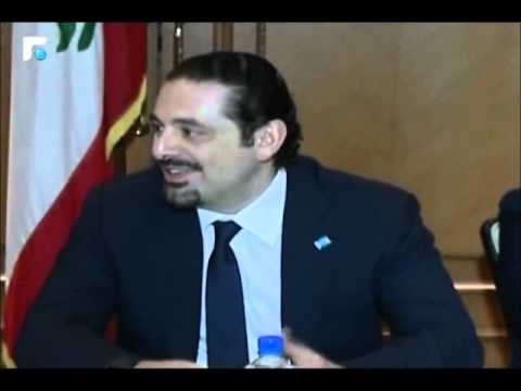 H.E. Saad Al Hariri Meeting in Washington D.C. with IJMA3 and NUSACC