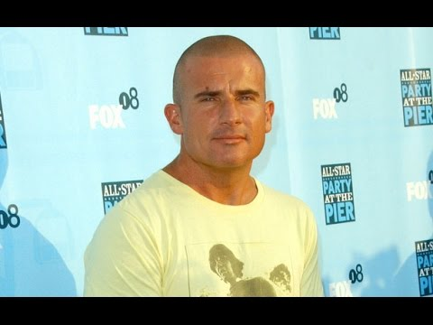 The Flash Stages Prison Break Reunion! Dominic Purcell Cast as Heat Wave Alongside Wentworth Miller