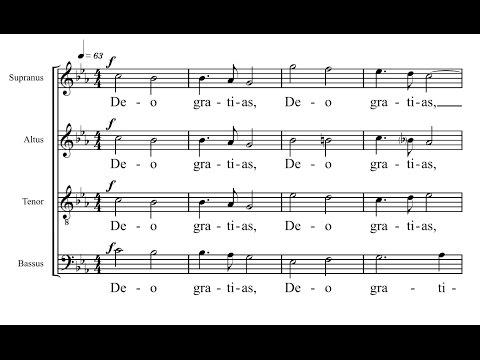 Nobuaki Izawa - Cantate Domino