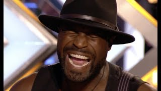 Paris Musician Blows Judges Away With His Amazing Voice Audition 2 The X Factor Uk 2017