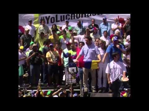 Século News 20/02/2015 - Prisão prefeito Caracas