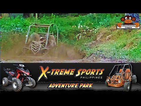 Mud Kart at Extreme Sports Philippines (Puerto Galera)