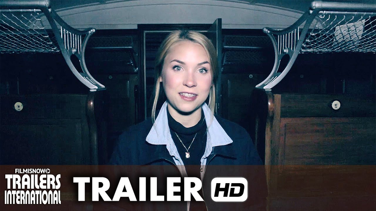 The Museum Project Official Trailer - Found-Footage Horror Movie [HD]