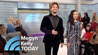 How To Ring In The New Year In Style (And In Velvet!) | Megyn Kelly TODAY