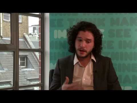Kit Harington talks WW1 and the Testament of Youth