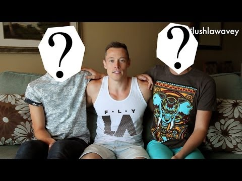 Davey Wavey's Boyfriends Revealed! video