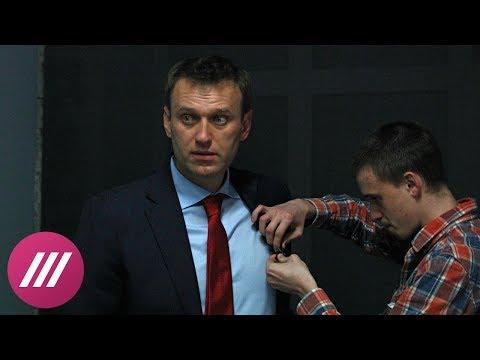 Навальный о политике в Чечне