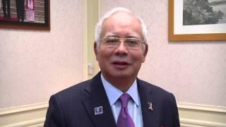 Final Piala Suzuki AFF 2014: Najib bakar semangat Harimau Malaya