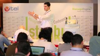 ManageEngine User Conferance Istanbul 2015