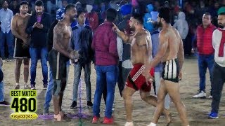 #480 Best Final Match | Sarhala Ranuan VS Shahkot | Sindhar (Jalandhar) Kabaddi Cup 25 Jan 2019