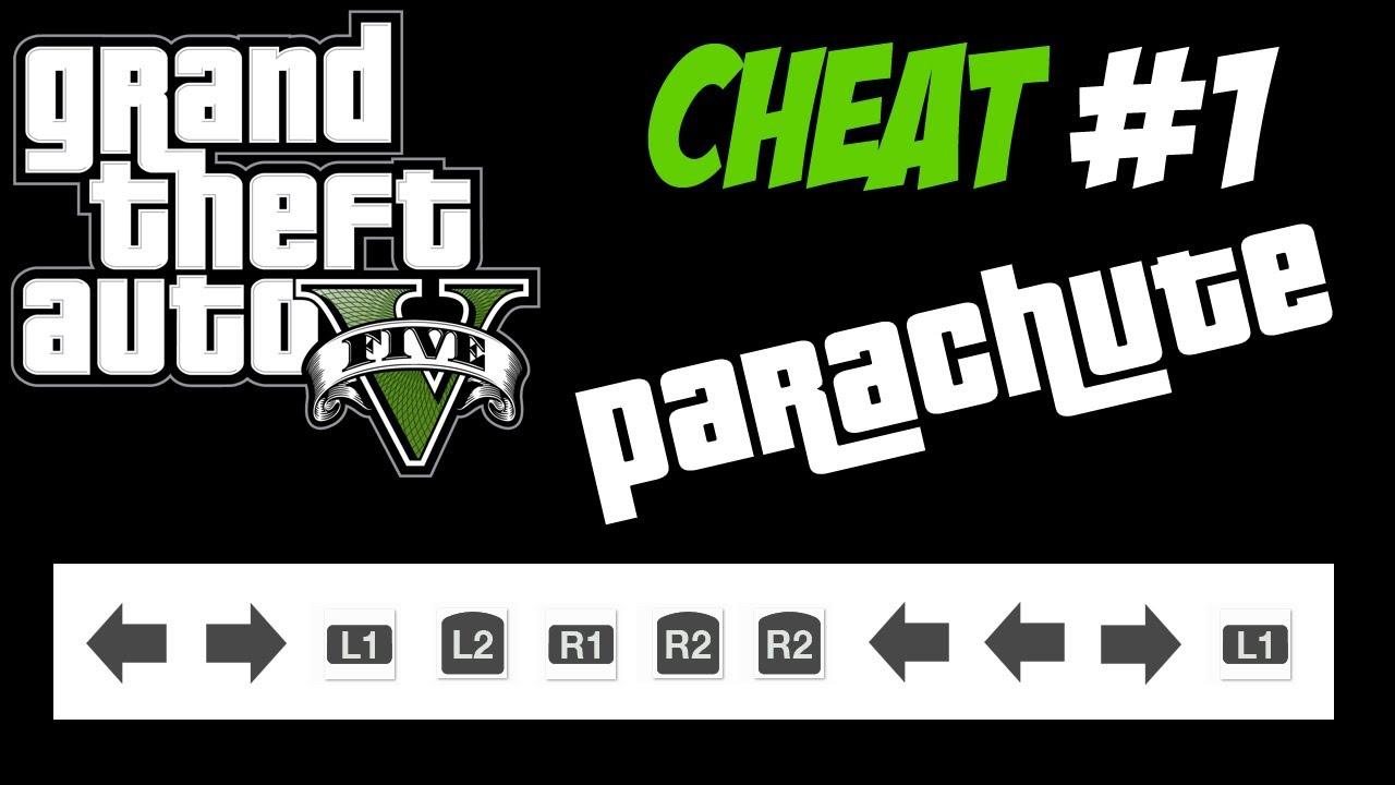 GTA 5 Trucchi #1 - PARACADUTE [PS3 Xbox 360 HD ITA] - Cheat Parachute ...