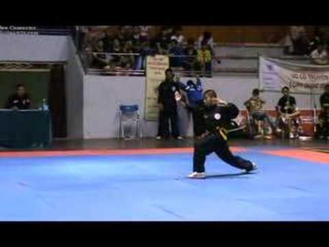 Lao Mai Quyen - Young - Vietnam Traditional Martial Arts