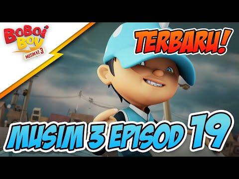 EPISOD TERBARU! BoBoiBoy Episod 19: Kejutan BoBoiBoy Air