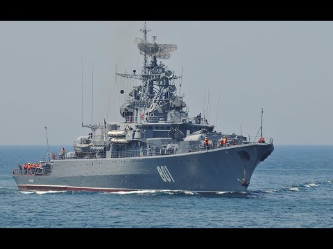 Russian Navy - Ladny 801 frigate