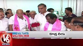 9PM Headlines | Lorry Owners Strike | Kothagudem Airport | YS Jagan Vs Chandrababu