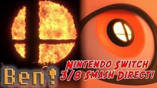 The 3/8 Surprise Smash Bros. Nintendo Direct! | Ben's OP Game Show Ep. 121 FULL EPISODE