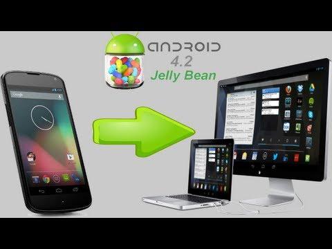 Эмуляторы Для Android 4.2.2