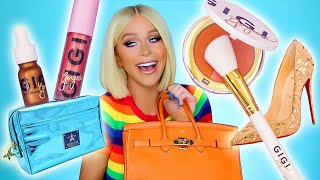 WHAT'S IN MY NEW BIRKIN | Gigi