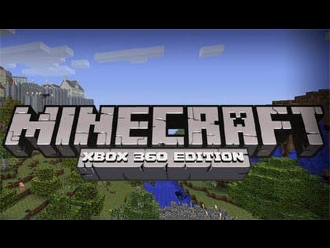minecraft xbox 360 edition full adventure youtube. Black Bedroom Furniture Sets. Home Design Ideas