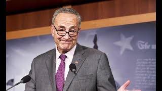 """Chuck Schumer: Single-Payer Healthcare """"On The Table"""""""