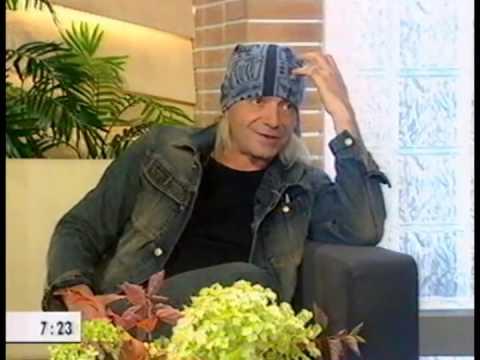 Кинчев в эфире программы «Доброе утро», 2 октября 2003