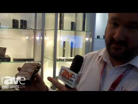 Integrate 2016: Lightware Showcases Its HDMI Distribution Amplifier