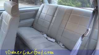Buick Skyhawk J-Body Car Coupe GM Test Drive Video #2