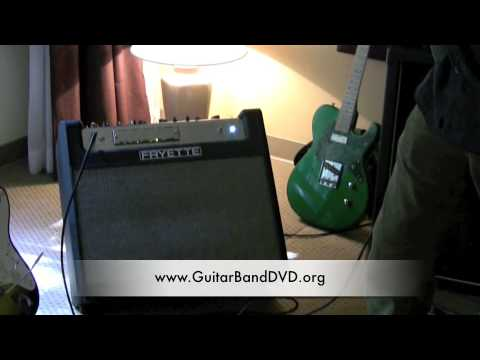 Fryette Amp Demo with David Torn