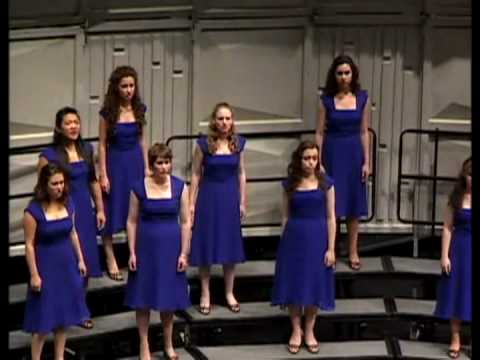 Hamilton High School Chamber Singers – Two Japanese Proverbs
