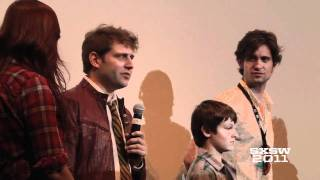 Bag of Hammers - Red Carpet and Q&A   Film 2011   SXSW