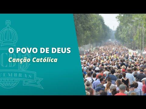 Imagem da capa da música O Povo De Deus de Católicas