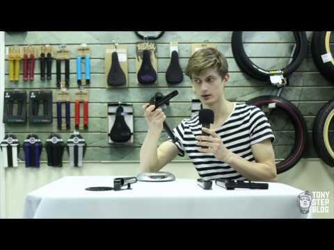 Обзор шатунов Odyssey Thunderbolt и Thunderbolt socket drive от Антона Степанова