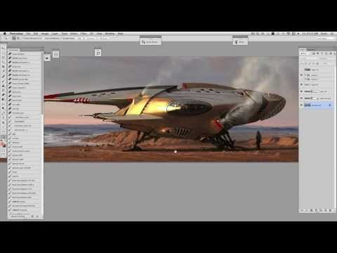 BLAST: golden ship rendering process
