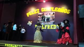 Confirmación 2015- Baile Cumple P. Alfredo - Parroquia San José