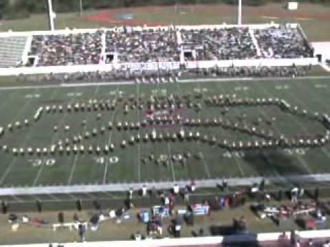 Norfolk State University Spartan Legion Marching Band Performance vs SCSU Marching 101