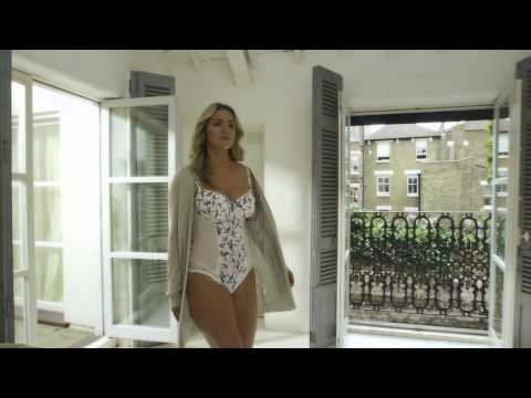 The Liz McClarnon Lingerie Collection for Fashion World