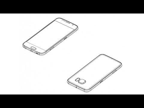 NEW Samsung Galaxy S6 LEAKED Alleged Schematics iPhone 6 Design!